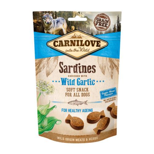 Carnilove Dog Semi Moist Sardines & Wild Garlic 200g