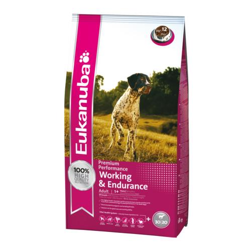 Eukanuba Dog Working & Endurance 15 kg