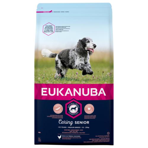Eukanuba Dog Senior Medium 3 kg