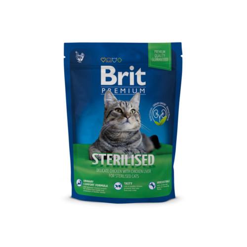 Brit Premium Cat Sterilised 300 g