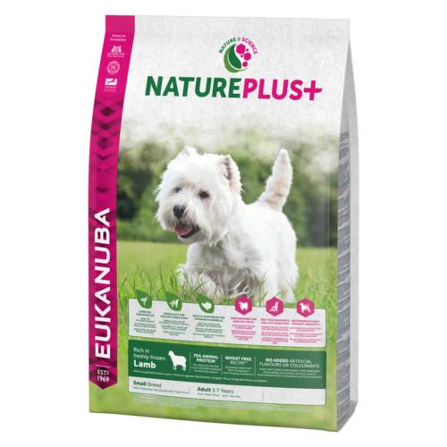 Euk Dog Nat + Ad Small Lamb 2,3 kg