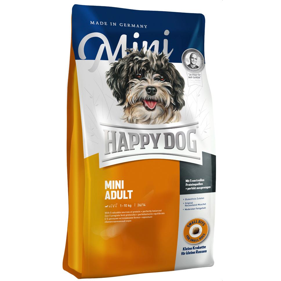 HappyDog Mini Adult 4 kg
