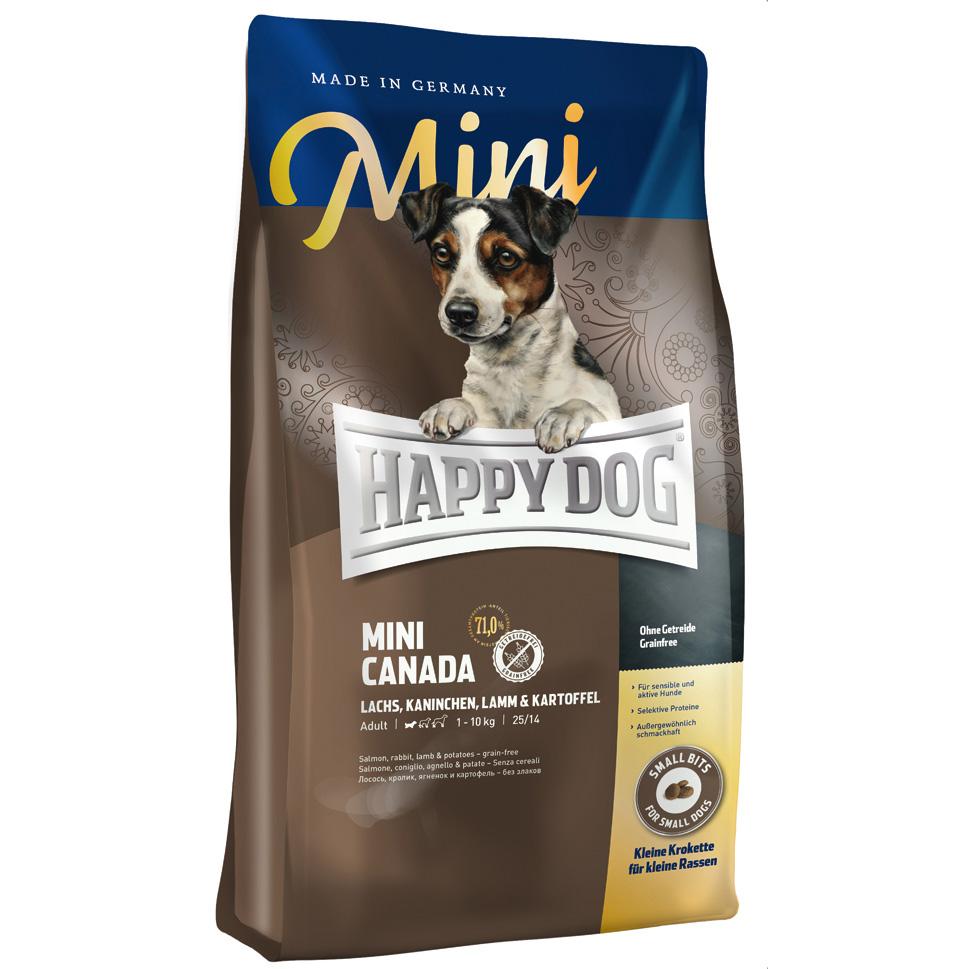 HappyDog Sens.Mini Canada GrainFree 1 kg