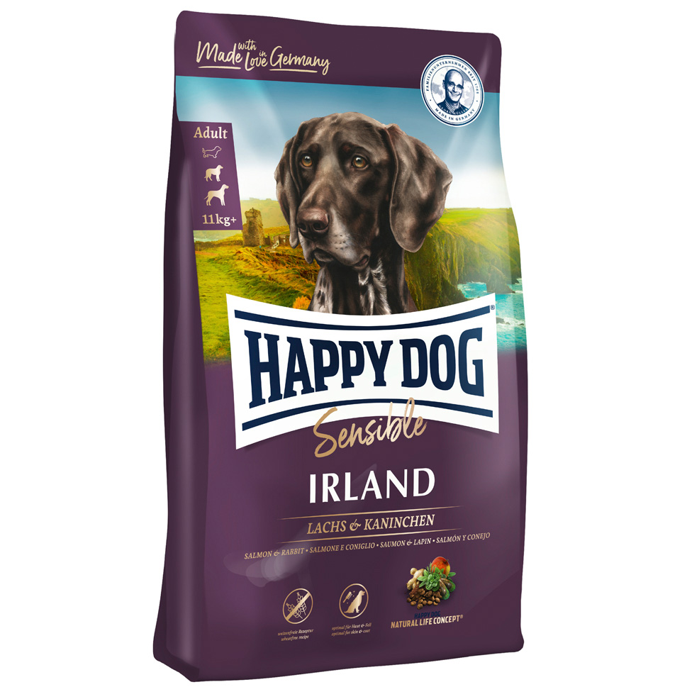 HappyDog Sens.Irland 12,5 kg