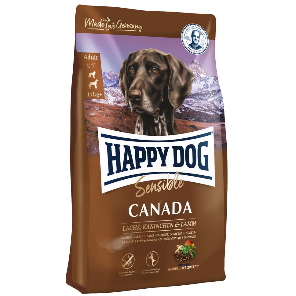 HappyDog Sens.Canada GrainFree 4 kg