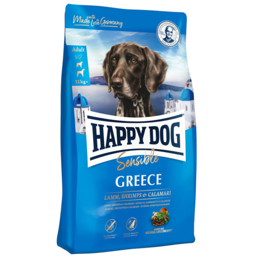 HappyDog Sens. Greece 300g