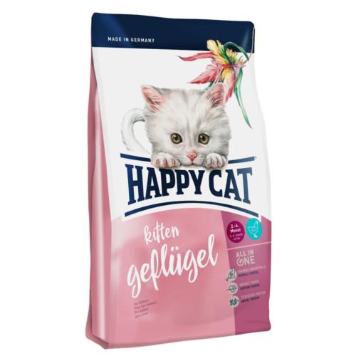 HappyCat Kitten fågel 1,4 kg