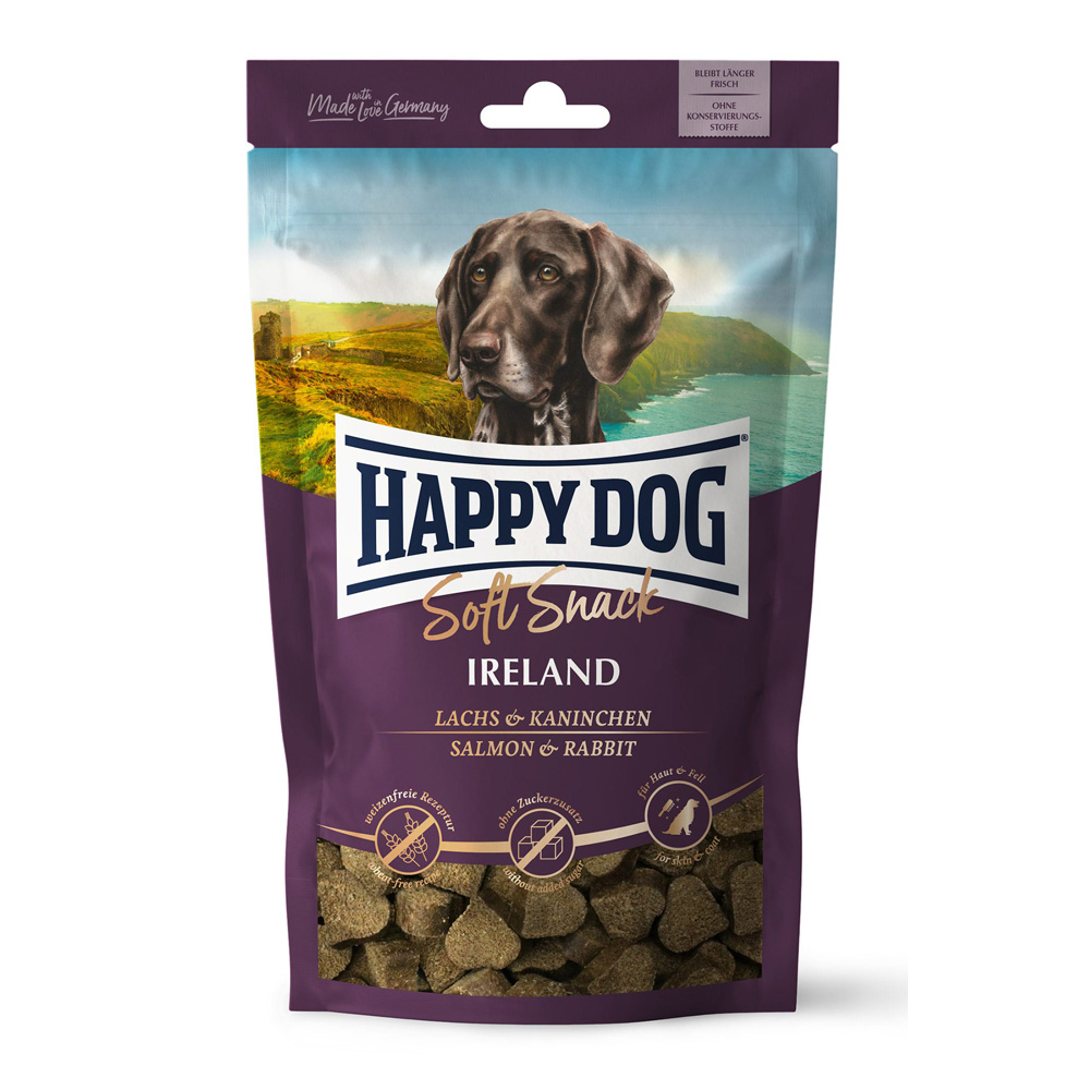 HappyDog Soft Snack Ireland 100g