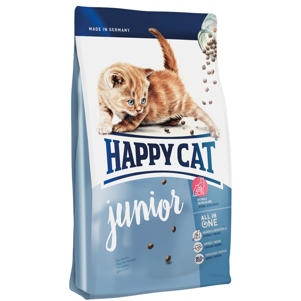 HappyCat Junior 4 kg