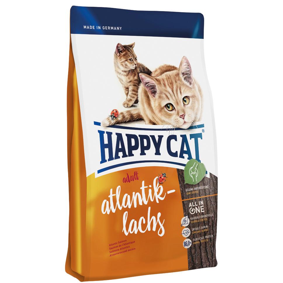 HappyCat Adult lax 4 kg