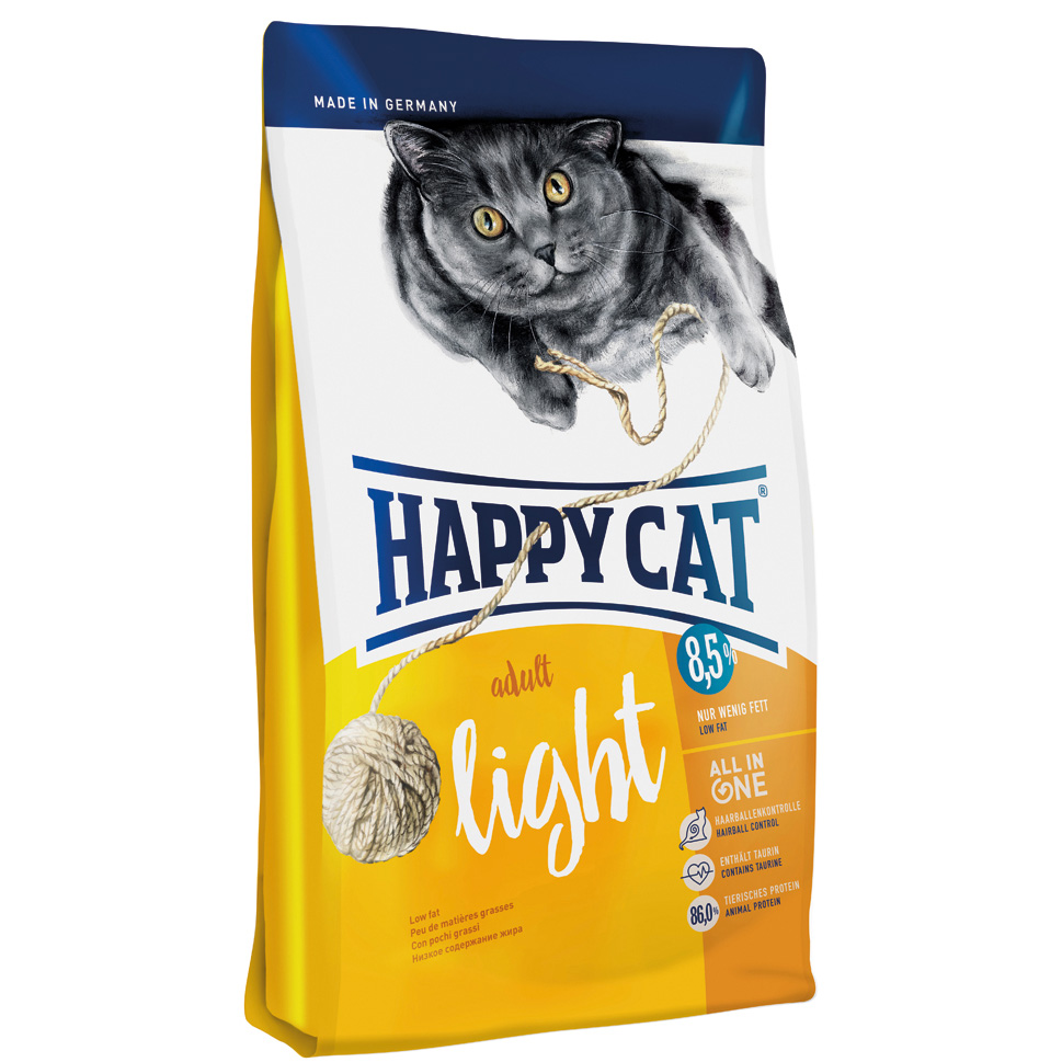 HappyCat Adult light 4 kg