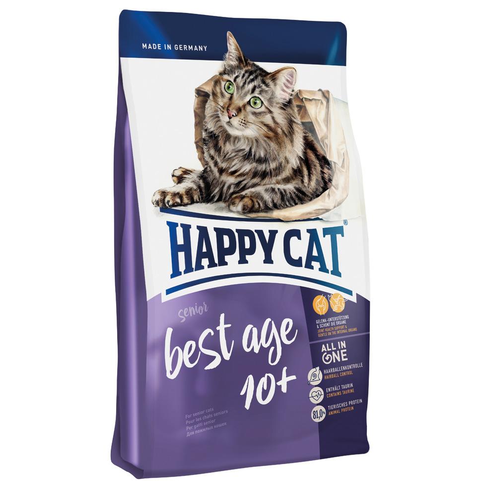 HappyCat Best Age 10+ 300g