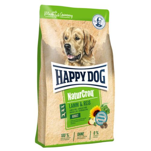 HappyDog NaturCroq lamm & ris 15 kg
