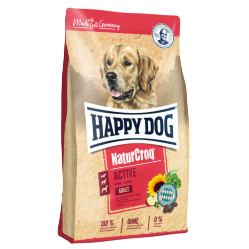 HappyDog NaturCroq Active 15 kg