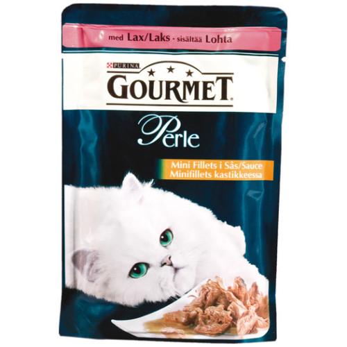 Gourmet Perle Lax wet 85 g