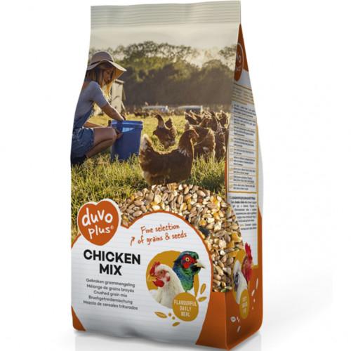 Hönsfoder DuvoPlus - Chicken Mix - 4,5kg
