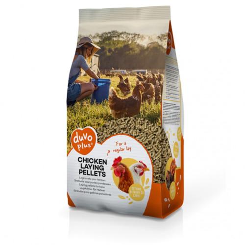 Hönsfoder DuvoPlus - Chicken Laying Pellets - 5kg