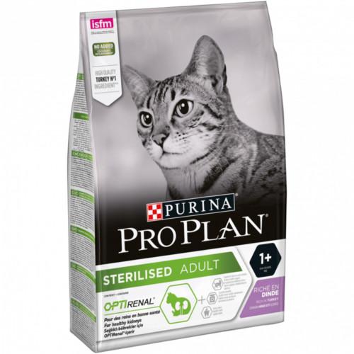 Pro Plan Sterilised Cat Turkey 1,5 kg