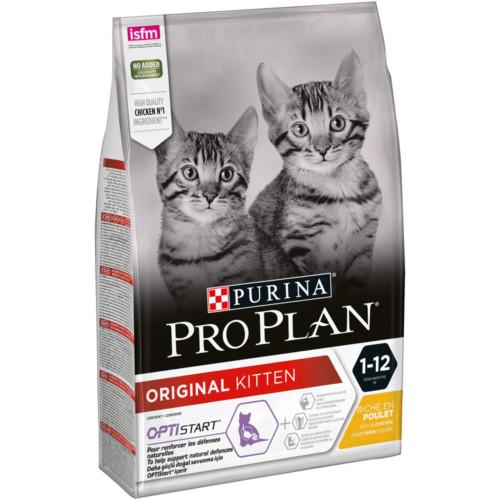 Pro Plan Original Kitten Chicken 3kg