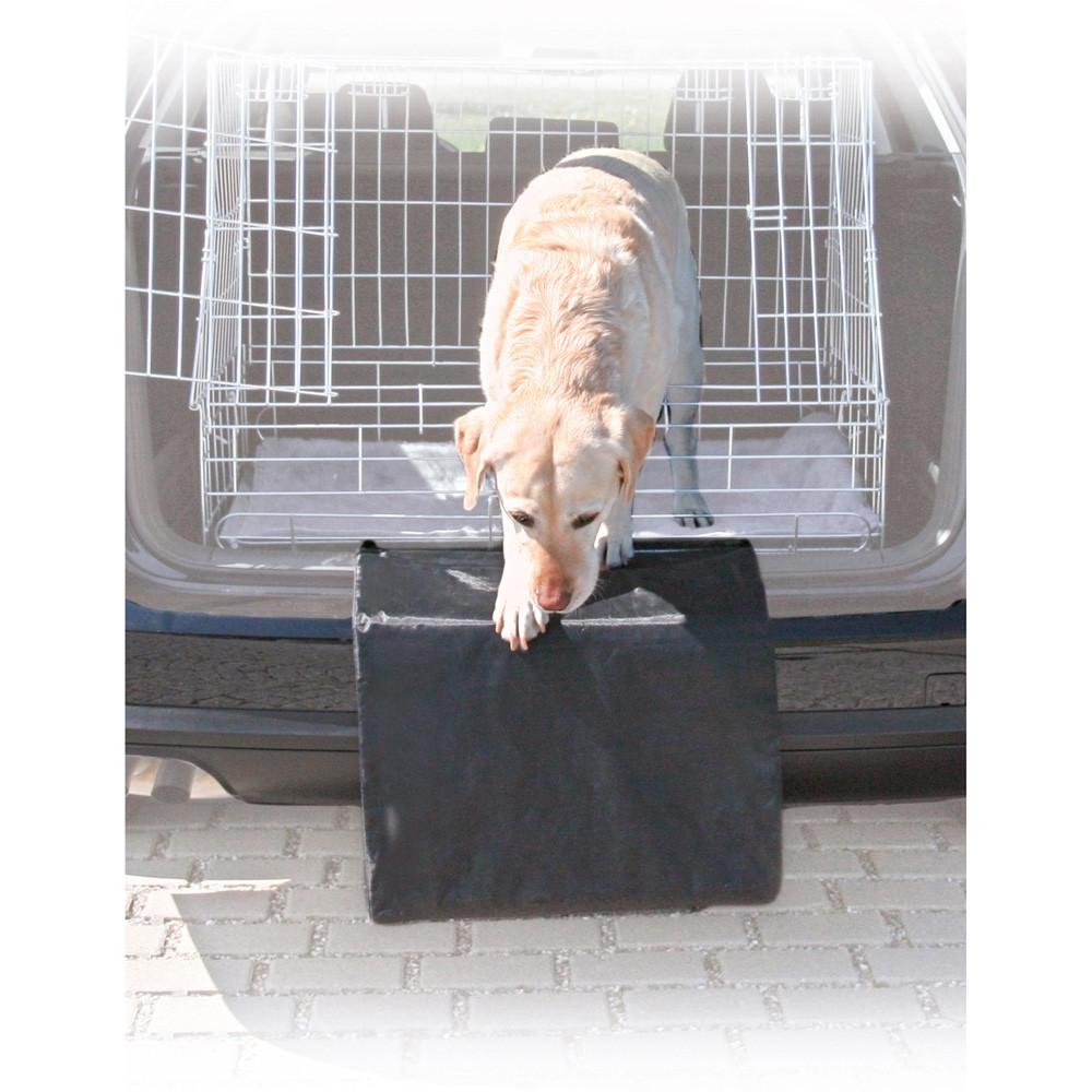 Bilskydd för stötfångare nylon 60x50 cm