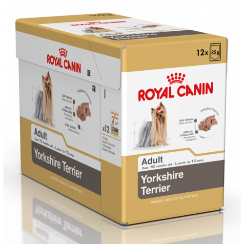 Wet Dog Yorkshire Terrier 12x85g