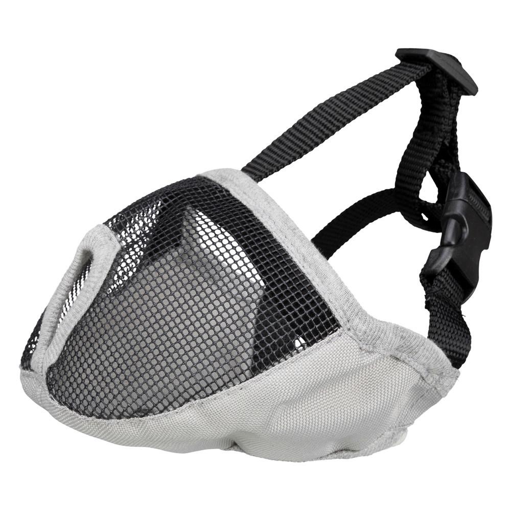 Munkorg för kortnosiga, polyester, XS-S: 15 cm, grå