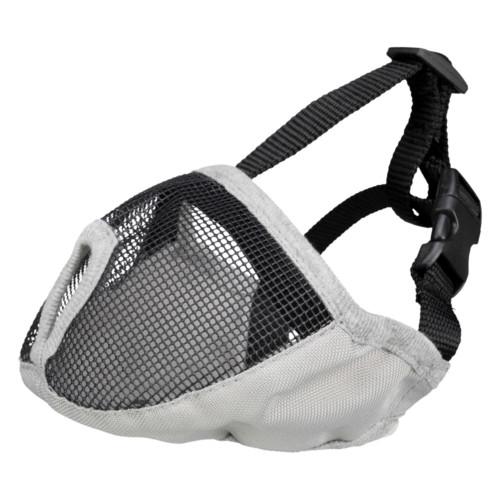 Munkorg för kortnosiga, polyester, M: 27 cm, grå