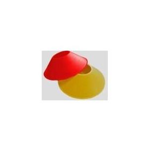 Markeringskon 5 cm röd