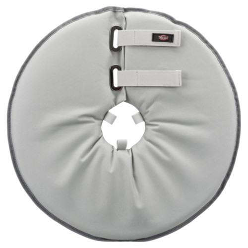 Hundkrage XS 23-27 cm/13 cm grå