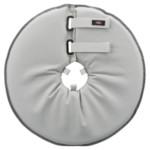Hundkrage L 46-49 cm/24 cm grå
