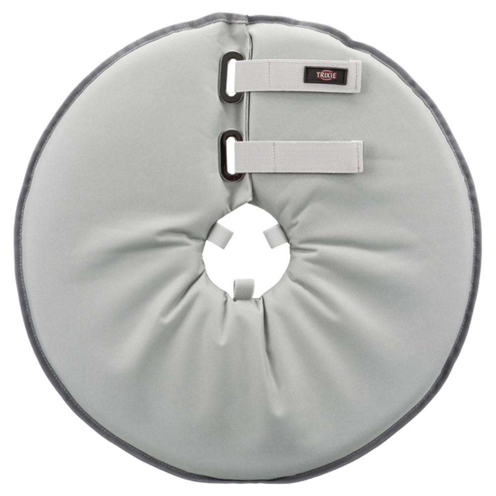 Hundkrage L-XL 53-56 cm/27 cm grå