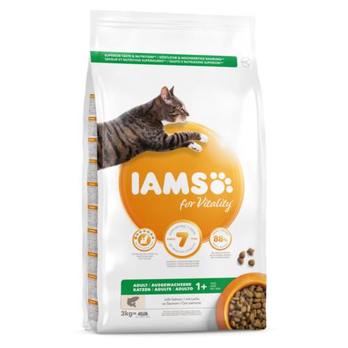 Iams Cat Ad Salmon 3 kg