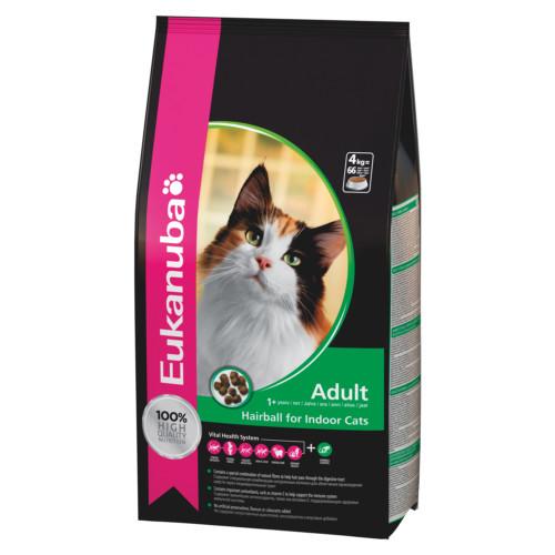 Eukanuba Cat Hairball 2 kg