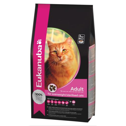 Eukanuba Cat Sterilised/Weight Control 10 kg