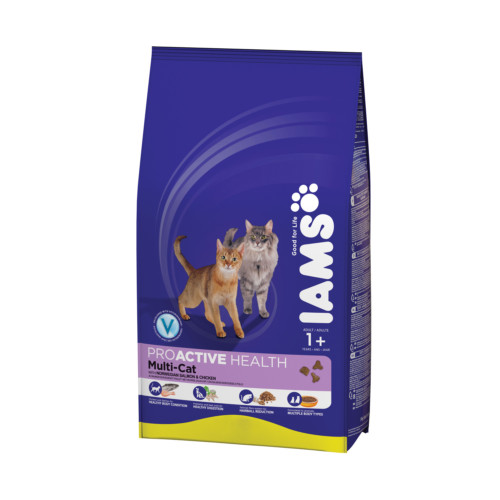 Iams Cat Adult Multicat 15 kg