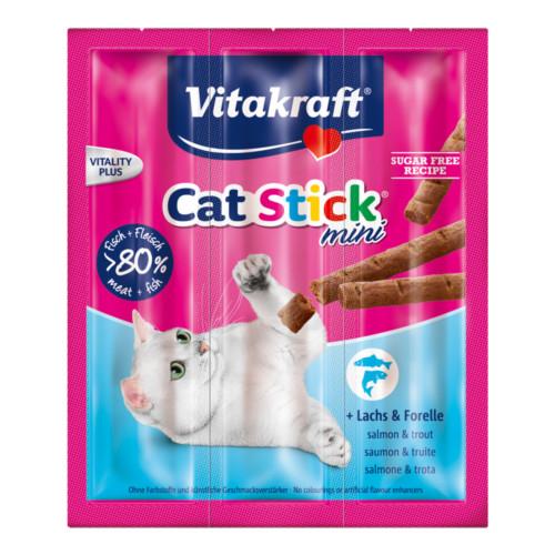 Cat-Stick mini lax/forell 3st