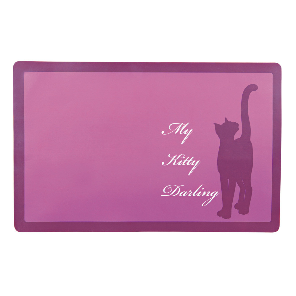 Matskålsunderlägg My Kitty Darling 44x28