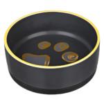 Keramikskål antislip 0.75 l/ø 16 cm