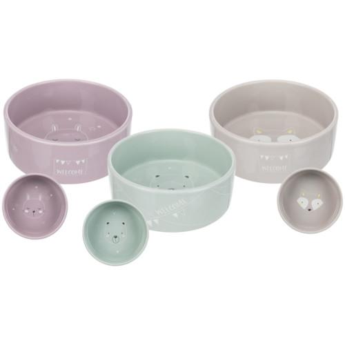 Junior keramikskål, 0.8 l/ø 16 cm