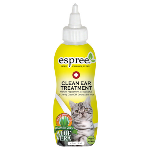 Espree Clean Ear treatm. Cat