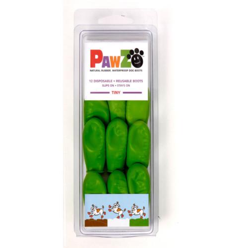 Pawz hundsko Tiny 25cm ljusgrön 12 p