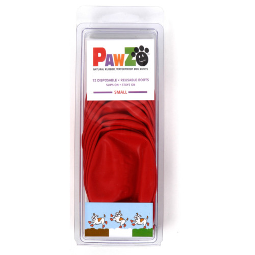 Pawz hundsko Small 64cm röd