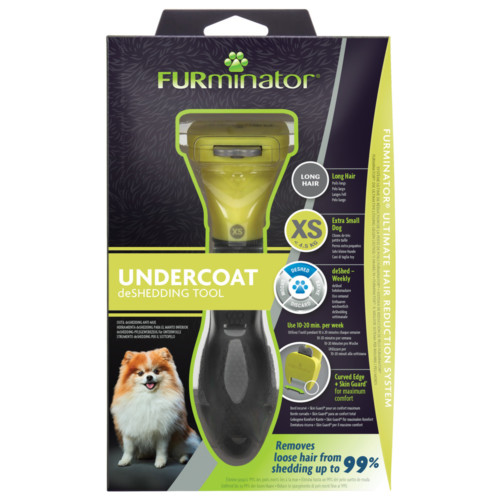 FURminator Dog Long Hair x-small