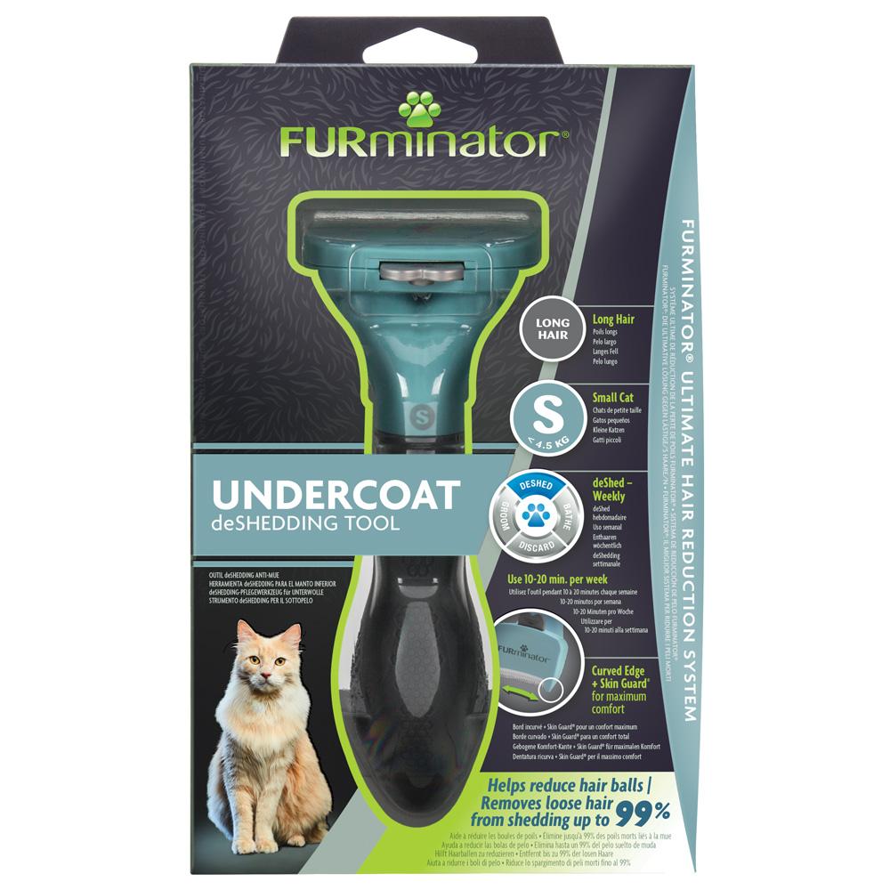 FURminator Cat Long Hair small