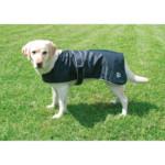 Hundtäcke Orleans Reflex/Fleece Svart 45