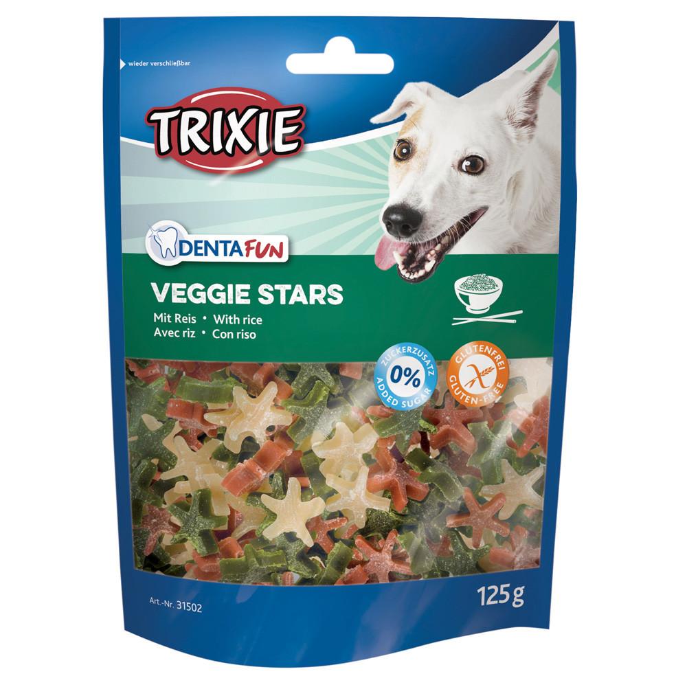 Denta Fun Veggie Stars med ris 125g