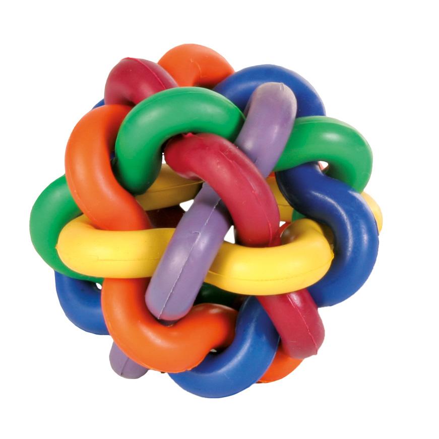 Leksak Knutboll Gummi 7 cm