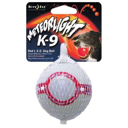 X Boll Meteorlight K-9 röd