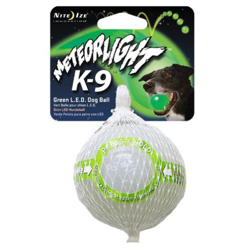 Boll Meteorlight K-9 grön