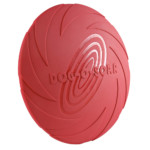 Frisbee naturgummi flytande 15 cm